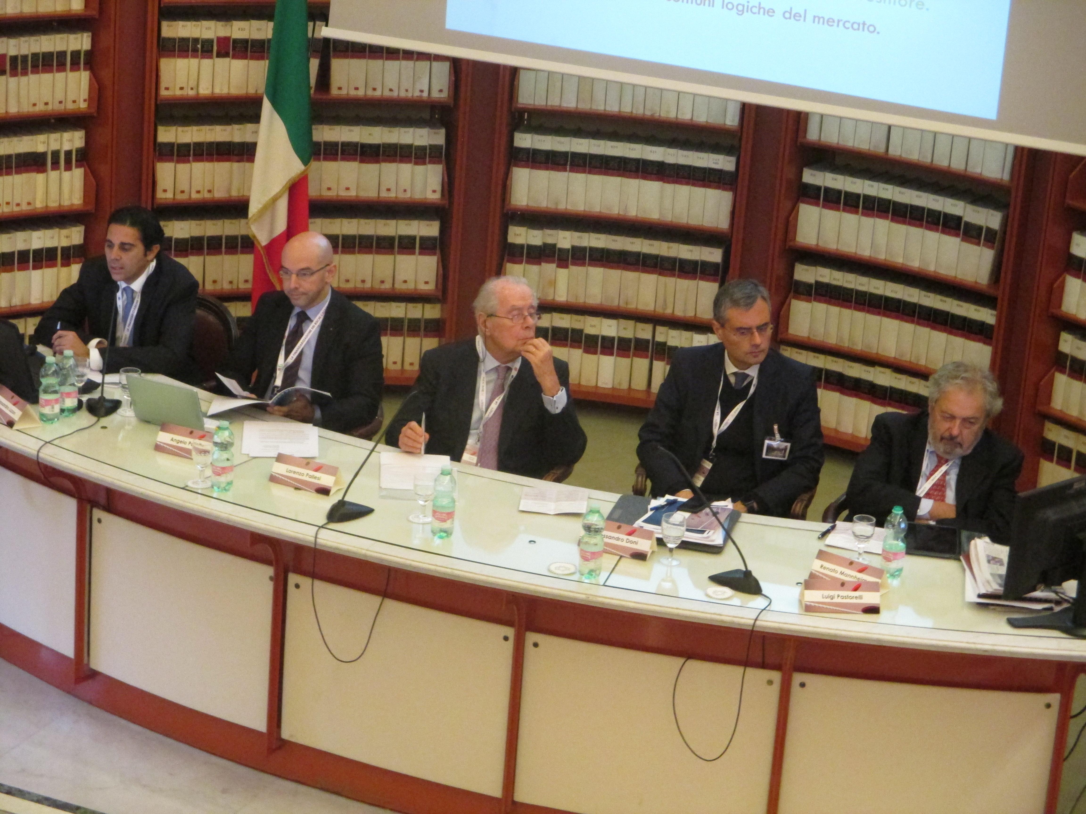 Paletta relatore al convegno finanziarizzazione dei for Biblioteca camera dei deputati